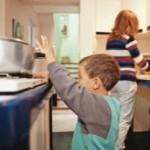Mayoría de quemaduras en los niños se dan la cocina. CRH