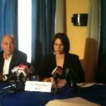 Mónica Araya, hasta hoy presidenta de CADEXCO. CRH.