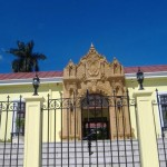 Edificio de la Cancillería de la República. CRH.