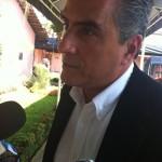 Al dirigente del Movimiento Libertario (ML) Otto Guevara le agrada la propuesta planteada por el grupo.