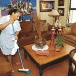 Trabajo doméstico se incluirá en sistema de cuentas nacionales