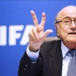 """Joseph Blatter: """"no podemos monitorear todo lo que pasa dentro de la FIFA"""""""