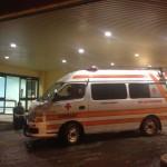Joven de 21 años trasladado al hospital tras ser herido de bala en un asalto
