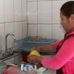 Salario en especie debe considerarse para el aguinaldo de las trabajadoras domésticas