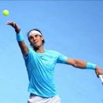 El tenista español Rafael Nadal. EFE/EPA