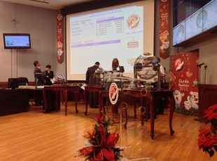 JPS logró colocar más del 90% de lotería navideña