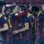 El Barcelona aplastó al Levante sin Keylor Navas en el marco