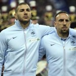 Benzema y Ribéry, absueltos de la acusación de recurrir a una prostituta menor