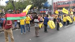 """Frente Amplio, PAC y Sindicatos llegan a """"acuerdo nacional"""" que busca girar el país hacia la izquierda"""