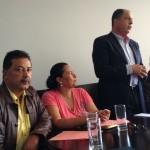 """Congresistas del PAC ven a Morales Zapata como """"diputado lejano a la fracción"""""""