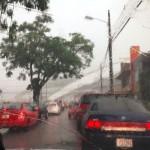Prevén aguaceros fuertes en Guanacaste, el norte del Valle Central y la Zona Norte este martes