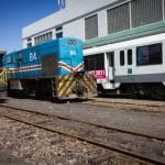 Hombre se quita la vida en vagón del tren en la estación del Pacífico