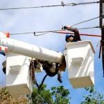 Tres comunidades de San José podrían quedarse sin servicio eléctrico este lunes