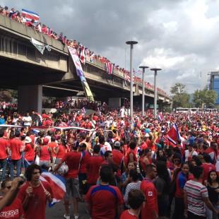 La FIFA no cree en Costa Rica y 7 ticos tuvieron que pasar por pruebas doping