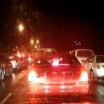 Paso regulado en ruta Bernardo Soto tras colisión en puente Rafael Iglesias