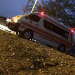 Noche y madrugada registran cuatro heridos de gravedad en accidentes de tránsito