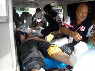 Muerte de extranjero en ambulancia aviva conflicto entre Cruz Roja y Hospital de Alajuela