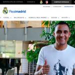 Keylor: portada en todos los medios españoles