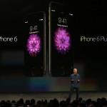 iPhone 6 y iPhone 6 plus se conseguirá en el país a partir del 14 de noviembre