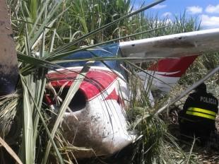 Vigilancia aérea detecta señal de avioneta que se habría estrellado en San Carlos