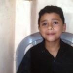 """Mamá de niño que desapareció hace 10 meses tras caer en alcantarilla deja """"todo en manos de Dios"""""""
