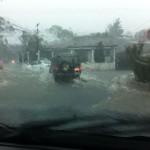 Pronostican aguaceros en el Caribe y lluvias intermintentes en el Valle Central