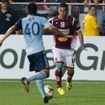 Saprissa se ha beneficiado de la alianza de Ariel Rodríguez con el gol en la Concacaf