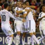 El Real Madrid conquistó Anfield, de la mano de Cristiano Ronaldo y Karim Benzema