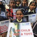 Indignación por la violación de una niña de 3 años en un colegio de la India