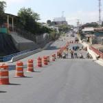Cuatro carriles del puente de Tibás serán habilitados el próximo lunes