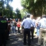 Exempleados de La Condesa esperan respuesta tras inspección de autoridades en hotel