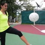 Jugadora tica Wendy Acosta realizará una pasantía en el fútbol sueco