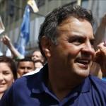 """Neves confía en un triunfo """"avasallador"""" en las elecciones brasileñas"""