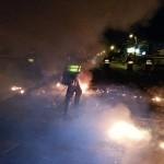 Siete detenidos por disturbios en Limón son pasados a Tribunales de Flagrancia