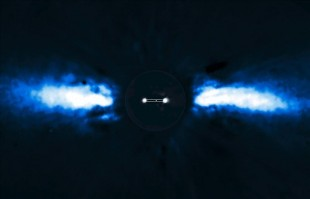 Grupo de astrónomos descubre dos familias de cometas alrededor de una estrella cercana