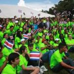 Comité Olímpico espera que Costa Rica se ubique dentro de los 10 primeros lugares en Veracruz 2014