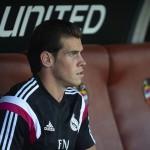 Gareth Bale es duda para los juegos ante el Liverpool y FC Barcelona
