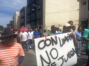 """Frente Amplio hace un llamado a """"respaldar las exigencias de Sintrajap"""""""