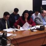 """Ministra afirma que recortes a presupuesto en Justicia afectarían """"seriamente"""" infraestructura carcelaria"""