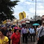 Frenteamplistas se llevarán peticiones a la Comisión de Asuntos Hacendarios