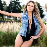 Vanessa Huppenkothen: encantadora belleza y simpatía