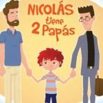 """""""Nicolás tiene dos papás"""" es un cuento para educar sobre otras familias"""