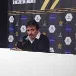 """Óscar Ramírez: """"Hoy es para disfrutarlo, le ganamos a un buen equipo"""""""