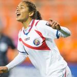 Futbolista tica Raquel Rodríguez está nominada a mejor jugadora de la liga universitaria en EE.UU.