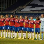 ¡Vamos guerreras! Tricolor femenina quiere hacer historia y clasificar por primera vez al Mundial