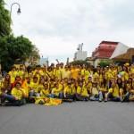 Juventud del Frente Amplio crece y se propaga con orden, mientras demás partidos están inactivos