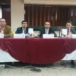 Experto internacional recomendó a país dar a partidos políticos más equidad en acceso a medios