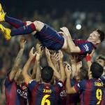 Leo Messi reescribe los libros de historia