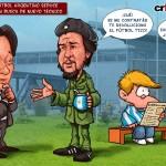 crToons: La escuela de fútbol argentino seduce a federativos en busca de nuevo técnico