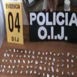 Detienen a sospechosa de vender droga en Santa Rita, Grecia